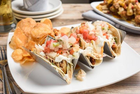 Mahi-Mahi Tacos