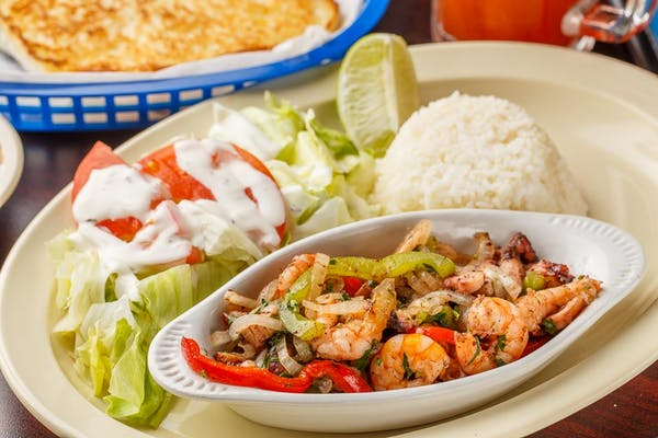 Sinaloa Style Shrimp & Octopus
