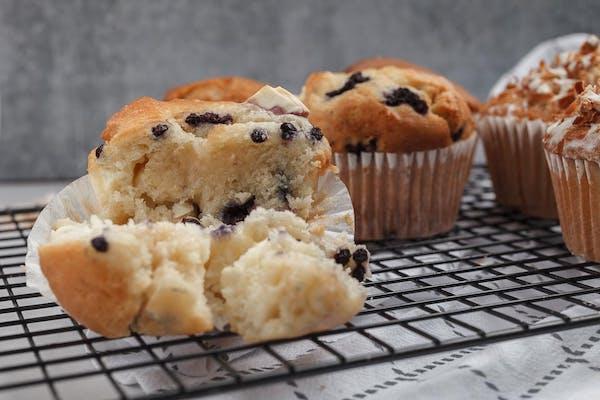 Blueberry Cheesecake Muffin