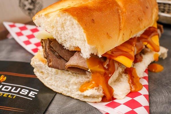 Beef King Sub