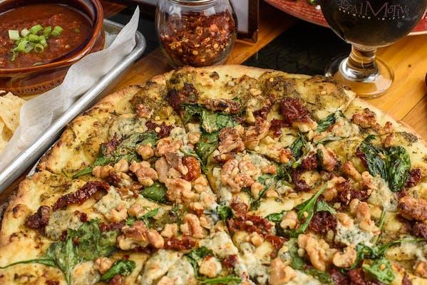 The Dark Horse Pizza