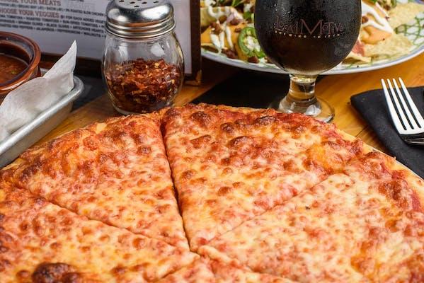Cheese Pita Pizza