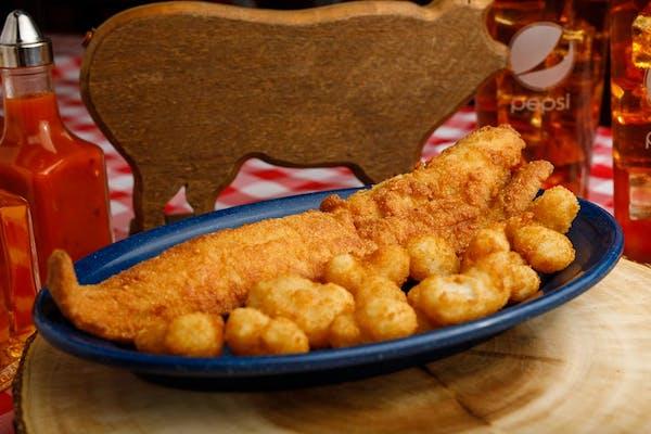 Fish & Shrimp Dinner