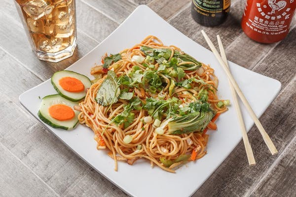 Vegetable Schezwan Noodle