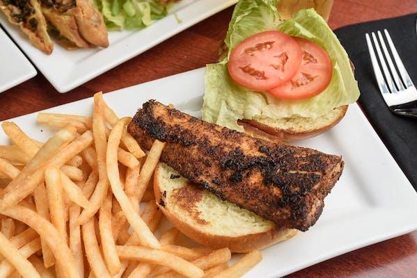 Mahi Fish Sandwich