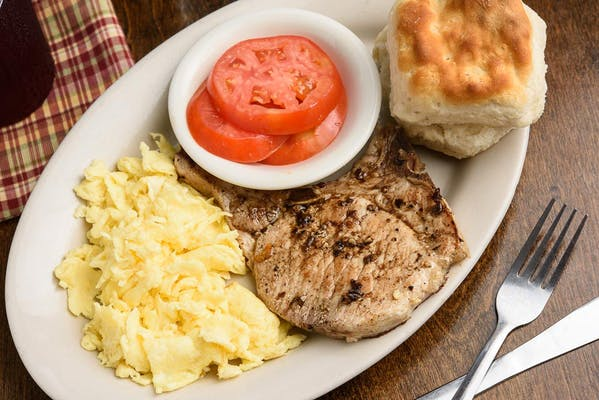 Grilled or Fried Pork Chops