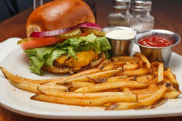All-American Burger & Fries