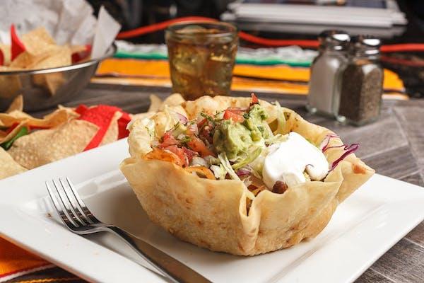 Taco Salad Fajita