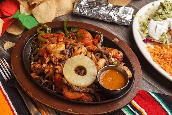 Fajitas a la Mexicana