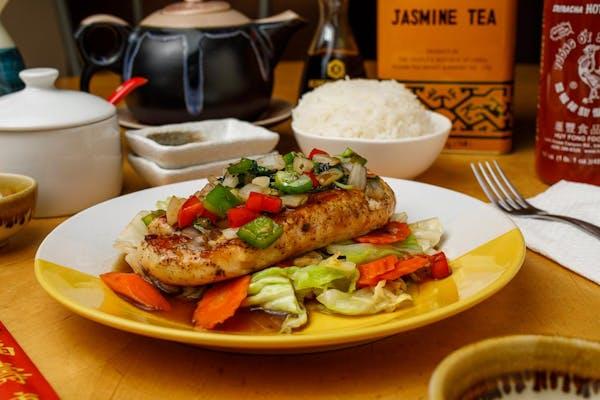 Thai Chicken Breast