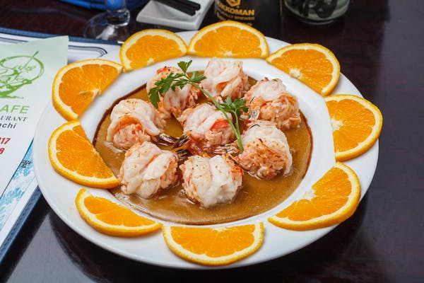 Kuruma Shrimp