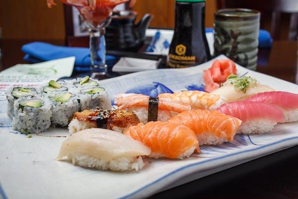 1. Sushi Regular