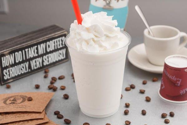 Frozen Vanilla Cream