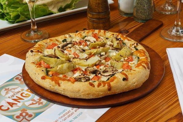 Spin- Arti Pizza