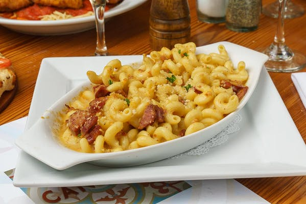 Andouille Mac & Cheese