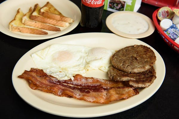 #2 Breakfast Combo