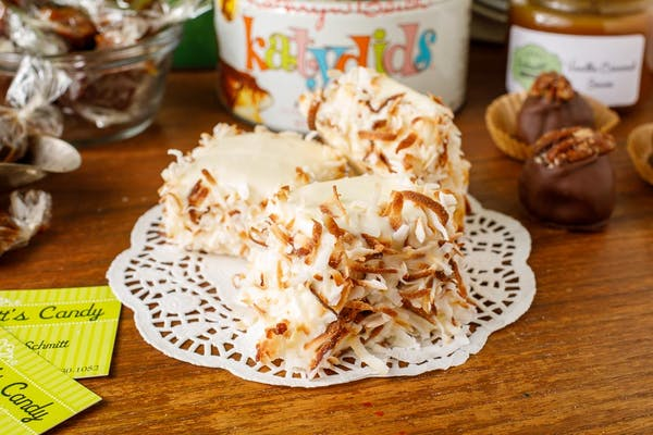 Coconut Cream Marshmallow