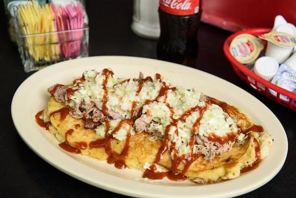 Redneck Taco