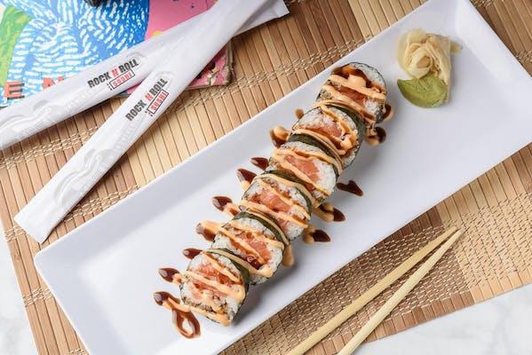 Salmon Roll (Fried or Regular)