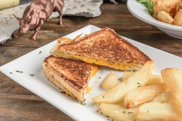 Cheezy Grilled Cheese