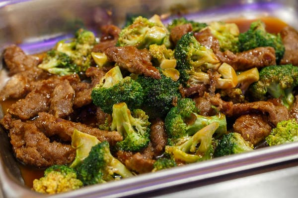 C10. Beef with Broccoli