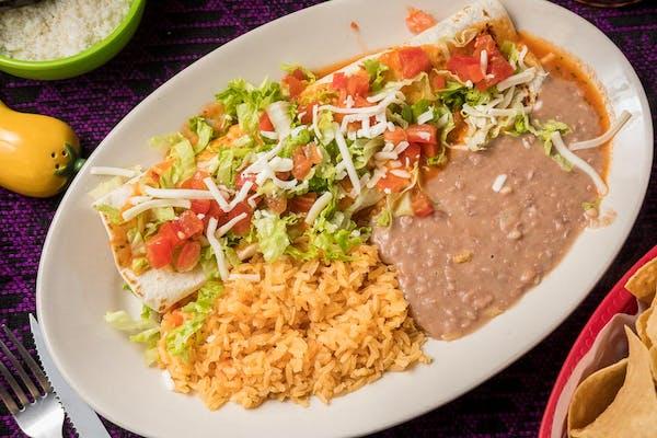 Burrito LSU