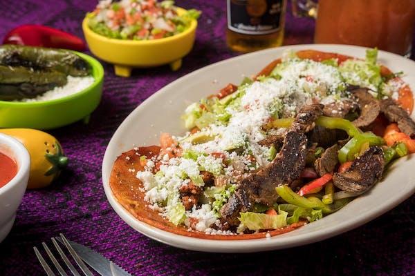 Enchiladas Postosinas