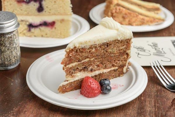 Cream Cheese Carrot Cake