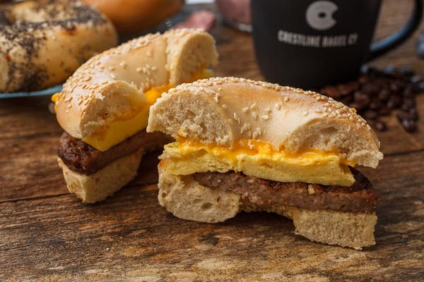 Eggel Sandwich