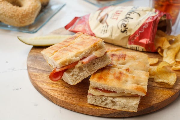Croque Monsieur Panini