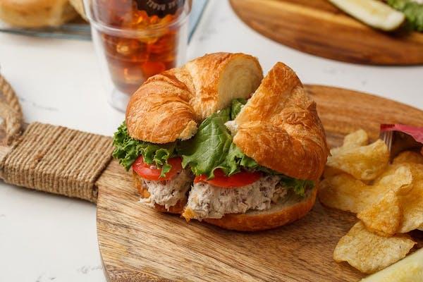 Nancy's Chicken Salad Sandwich