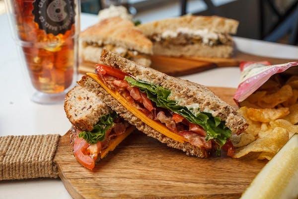 Magic City BLT Sandwich