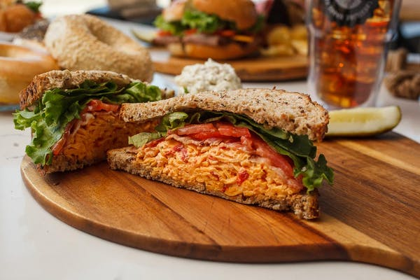 Ralph's Pimento Cheese Sandwich