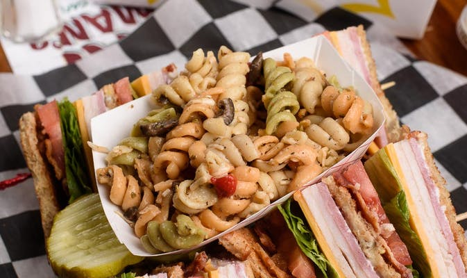 Side of Pasta Salad