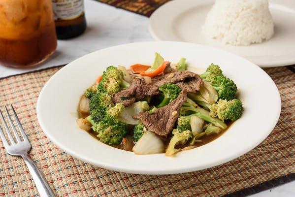 SF.5 Stir-Fried Broccoli