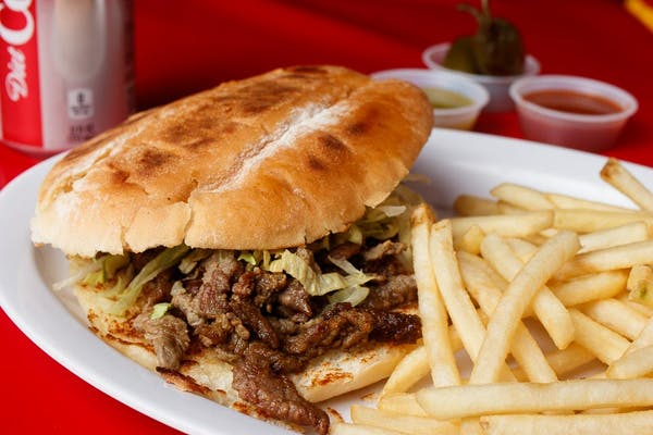 9. Torta with Fries