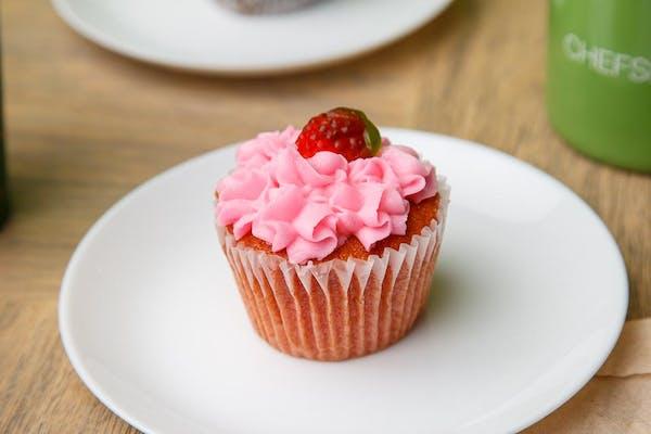 Strawberry Cheesecake Muffin
