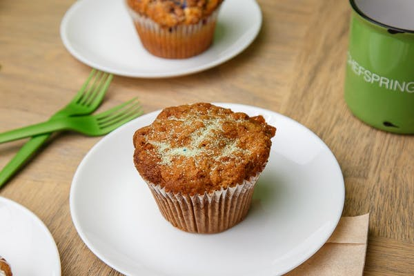 Apple Studle Muffin