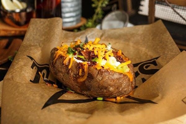 Side of Baked Potato