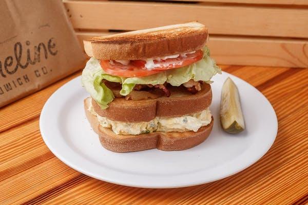 BLT & E Sandwich
