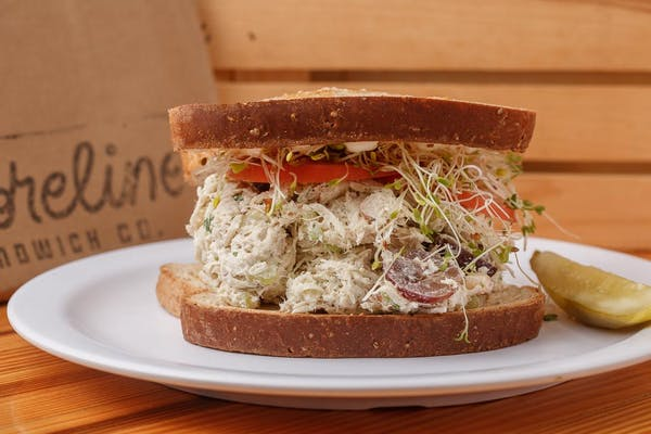 Napa Chicken Salad Sandwich