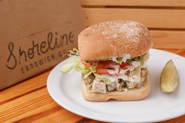Baja Chicken Sandwich