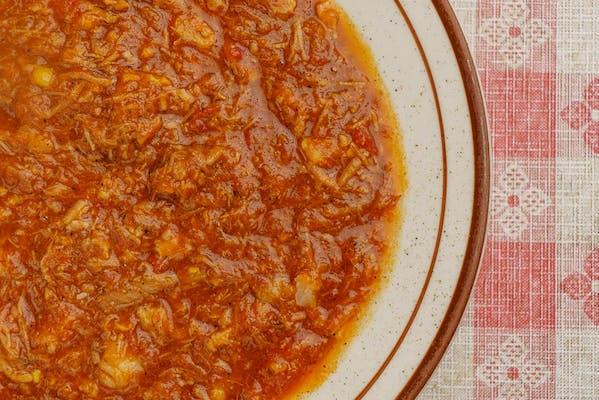 Side of Homemade Brunswick Stew