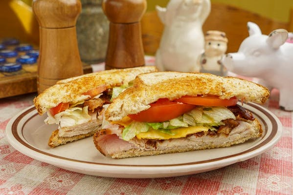 Country Club Sandwich