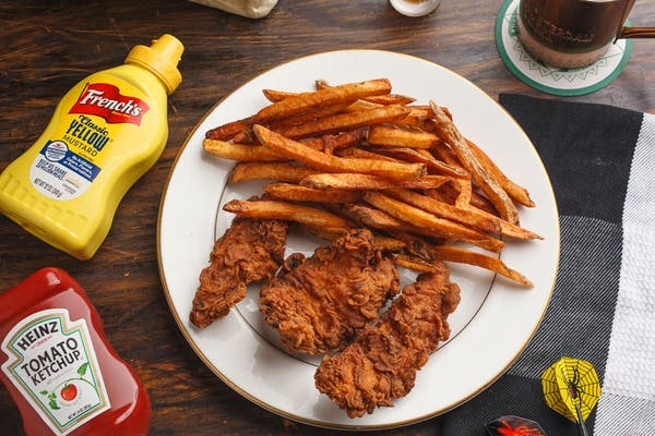 Chicken Fingers & Fries