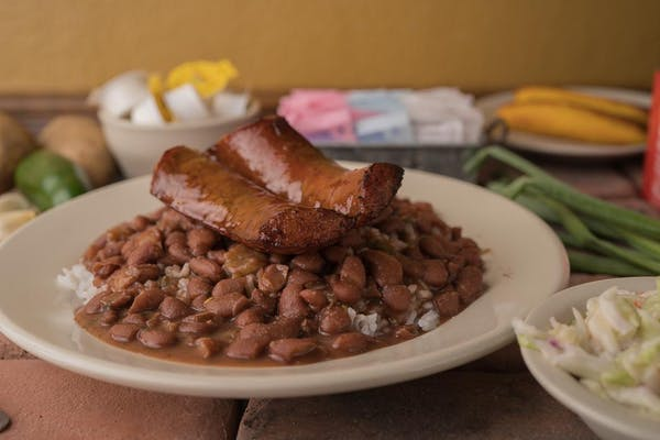 Red Beans, Rice & Sausage