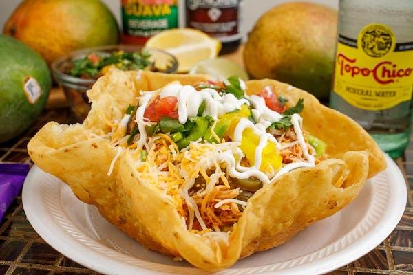 House Taco Salad