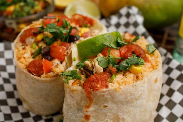 "(10"") Burrito"