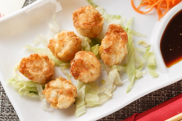 Fried Shrimp Shumai