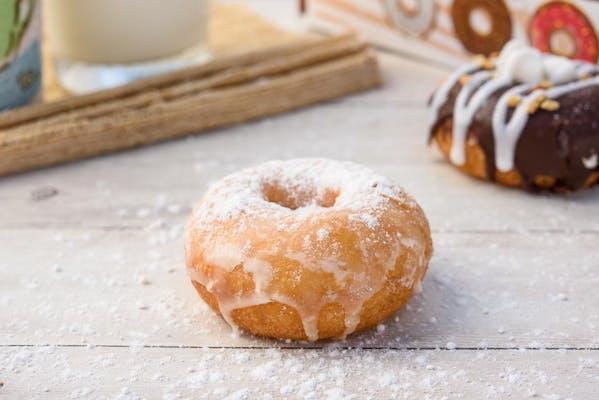 Powdered Sugar Donut